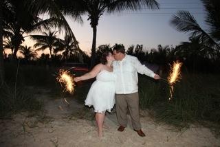 Southermost bride pic